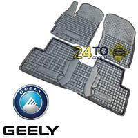 Автоковрики для GEELY CK  2 (Комлект в салон) (Avto-Gumm), Джили СК 2