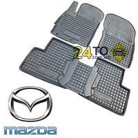 Автоковрики для MAZDA 6 (>2008) (Комлект в салон) (Avto-Gumm), Мазда 6