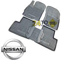 Автоковрики для NISSAN X-Trail T32 (2014-...) (Комлект в салон) (Avto-Gumm), Ниссан Х-Трейл