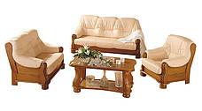 Комплект классической мебели ADAM (3+1+1), фото 3
