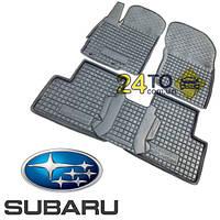 Автоковрики для SUBARU XV (Комлект в салон) (Avto-Gumm), Субару ХВ