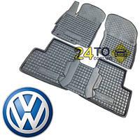 Автоковрики для VW Polo sedan (2010-...) (Комлект в салон) (Avto-Gumm), Фольксваген Поло