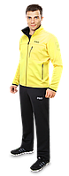 Спортивный костюм F50 - 300D желтый