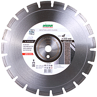 Алмазный диск по асфальту 350 мм x 25.4 мм Bestseller Abrasive Distar [12485129024]