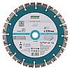 Круг алмазный отрезной универсальный 1A1RSS/C3-H 232x2,6/1,8x12x22,23-16 Technic Advanced DISTAR