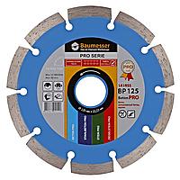 Круг алмазный отрезной по бетону 1A1RSS/C3-H 125x2,2/1,4x8x22,23-10 Baumesser Beton PRO Baumesser