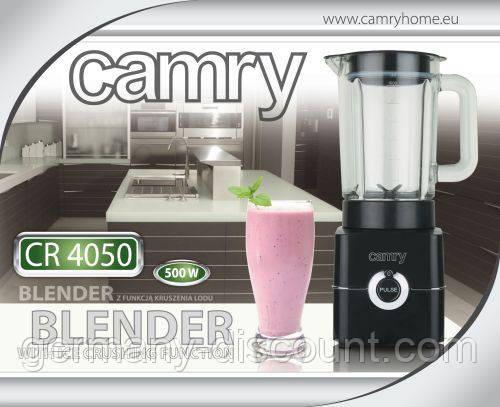 Блендер Camry CR 4050