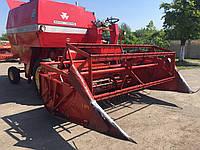Зернозбиральний комбайн Massey Ferguson 187 (Франція)