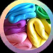 Мастика для ліплення фігурок і обтягування тортів