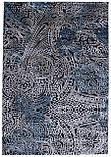 Ковер Sofia 7848A blue, фото 5