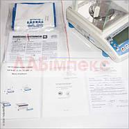 Весы аналитические АS 220/C, (АS 220.R2), Radwag, Польша, фото 5