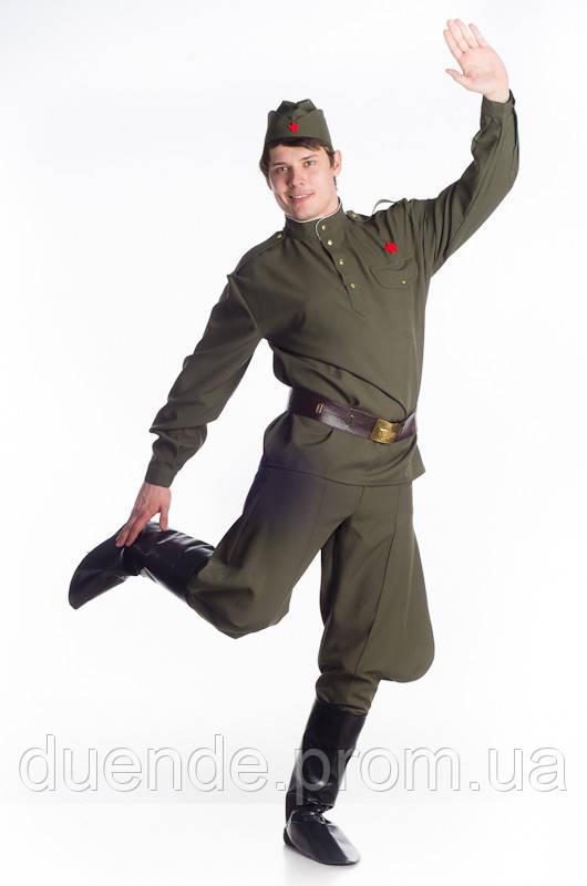 Военная форма солдата Великой Отечественной Войны