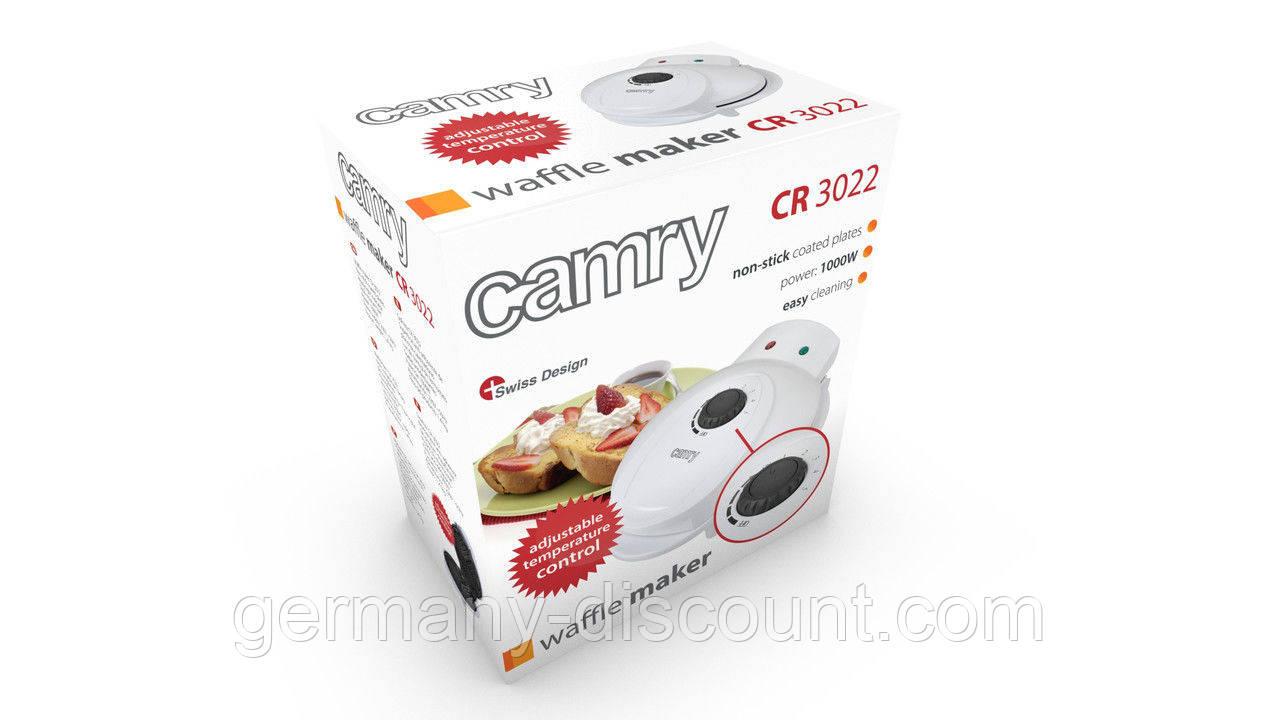 Вафельниця Camry CR 3022