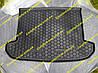Коврик в багажник KIA Sportage (КИА Спортейдж) 16- резиновый