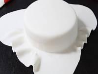 Сахарная мастика белая универсальная  1 кг