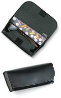 Контейнер для таблеток и очков Dual Eyeglass and Pill Box Travel Case