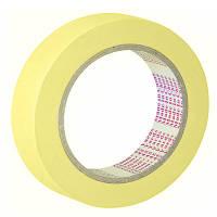 Малярная лента 25 мм 20 м жёлтая
