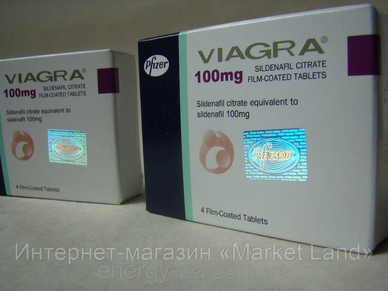 американская виагра pfizer 100 мг