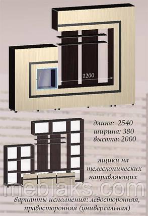 """Гостиная """"Сафо"""" (2550х380х2000), фото 2"""