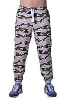 Мужские спортивные штаны хаки камуфляжные  URBAN camo X
