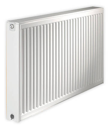 Стальной Радиатор отопления (батарея) 500x1200 тип 22 Thermoqueen (боковое подключение), фото 2