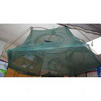 Раколовка Зонтик на 6 входв диаметр 80 см.