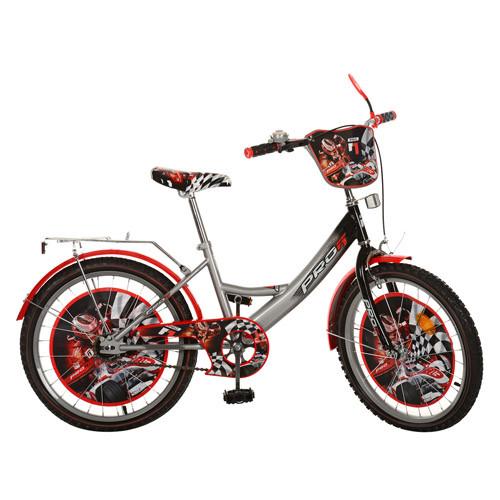 Детский велосипед Profi мульт 20 дюймов PF2046