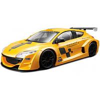 Bburago Авто-конструктор Bburago Renault Megane Trophy (желтый металлик, 1:24) (18-25097)