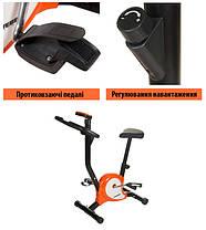 Велотренажер механический Total Sport A6, фото 2