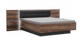 Ліжко з тумбочками BLQL161B-N09 BELLEVUE
