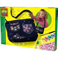 SES Creative Набор для изготовления сумочки SES Creative Модный тренд (14868S)
