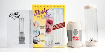 Блендер для коктейлей Shake and Take