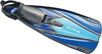 Ласты для плавания Aqua Lung Technisub Flexar на босую ногу, с открытой пяткой