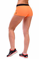 Женские шорты для занятие спортом оранжевые ORANGE KINGDOM