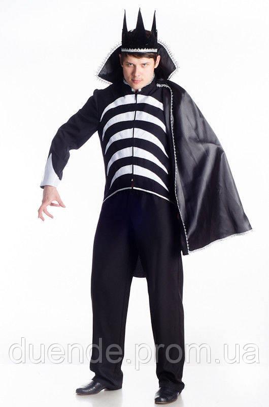 Кощей Бессмертный мужской карнавальный костюм / BL - ВМ118