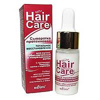 """Сыворотка протеиновая """"Тотальное восстановление"""" Professional Hair Care"""