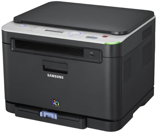 Обнуление принтера (сброс счетчиков тонера) Samsung CLX 3185
