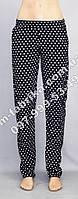 Модные летние брюки в горошек