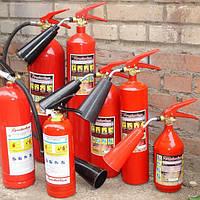 Устройство и характеристики углекислотных огнетушителей