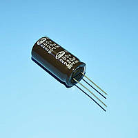 Конденсатор электролитический   220мкФ 200В Samwha 105*С RD 18*35.5
