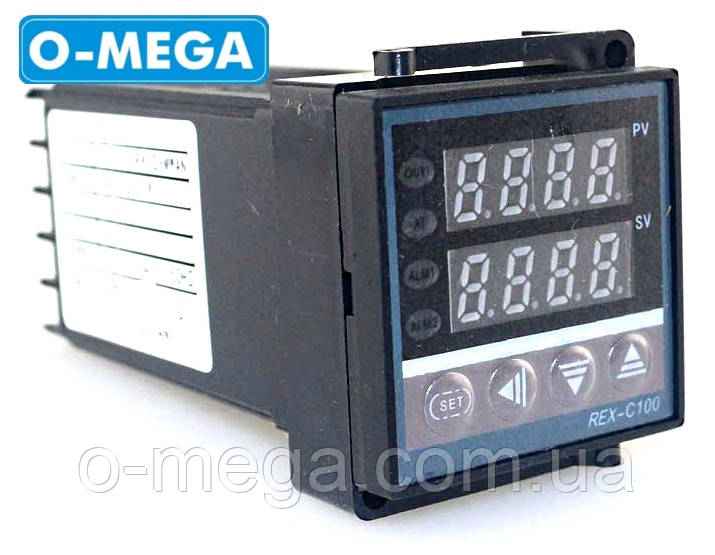 ПИД-терморегулятор REX-C100 релейный выход