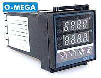 ПИД-терморегулятор REX-C100 релейный выход, фото 1