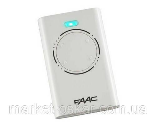 Пульт FAAC XT4 868SLH белый