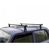 Кенгуру Уни 128см - универсальный багажник на крышу для авто с водостоком или спецкреплением