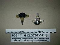 Регулятор напряжения с ЩУ КАМАЗ, МАЗ с ген. 7762.3771 (Калуга)
