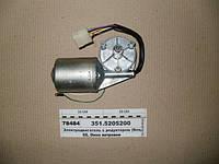 Электродвигатель стеклоочистителя с редуктором в сб. (Владимир 351.5205200)