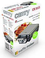Вафельница для бельгийских вафель Camry  1150 Вт, фото 1