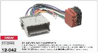 ISO Переходник BUICK/ OLDSMOBILE/ SUZUKI/ PONTIAC/ GMS/ CHEVROLET/ HUMMER, CARAV 12-042