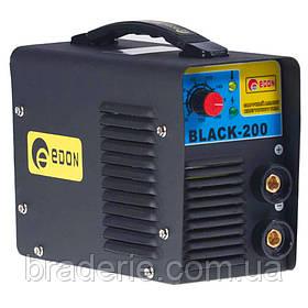 Зварювальний інвертор Edon BLACK-200