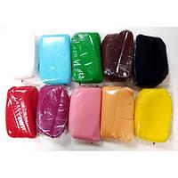 Сахарная мастика для лепки набор из 10 цветов ассорти 1 кг